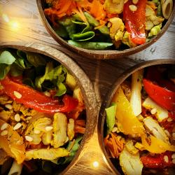 Salades à composer