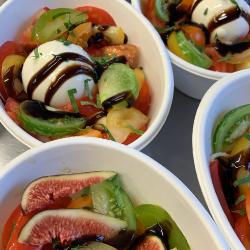 Salades Burrata